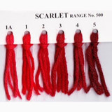 Appletons Crewel Wool - Hanks | Various Shades | Scarlet - Main Image