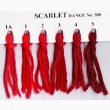Appletons Crewel Wool in Hanks | Scarlet - Main Image