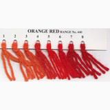 Appletons Crewel Wool in Hanks | Orange Red - Main Image