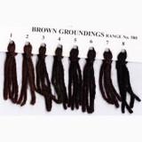 Appletons Crewel Wool in Hanks | Brown Groundings