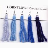 Appletons Crewel Wool in Hanks | Cornflower