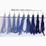 Appletons Crewel Wool in Hanks | Bright China Blue