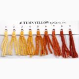 Appletons Crewel Wool in Hanks | Autumn Yellow - Main Image