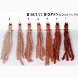 Appletons Crewel Wool in Hanks | Biscuit Brown - Main Image