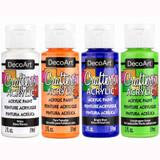 DecoArt Crafters Acrylic Paints 59ml | Various Colours - Mainn Image