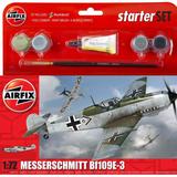 Airfix Small Starter Set | Messerschmitt Bf109E-3 | 1:72