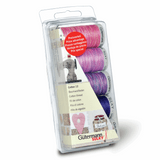 Gutermann 100% Cotton No.12 Set of 5 x 200 m | Berries (731390\3)