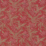 Le Beau Papillon | French General | Moda Fabrics | 13863-11 Rouge