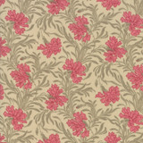 Le Beau Papillon | French General | Moda Fabrics | 13863-15 Oyster