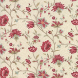 Le Beau Papillon | French General | Moda Fabrics | 13861-12 Pearl