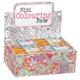 House of Marbles | Mini Magnetic Colouring Pads | Pastels