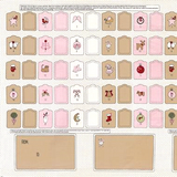 Mistletoe Lane | Bunny Hilly Design | Moda Fabrics | 2880-14 Panel