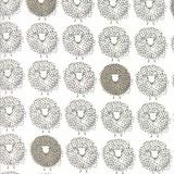 Darling Little Dickens   Linda Nelson   Moda Fabrics   211 Sheep White