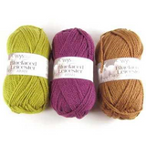WYS Blue Faced Leicester DK 50g | Various Shades