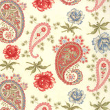 Prairie Paisley II | Minick & Simpson | Moda Fabrics | 14738-13
