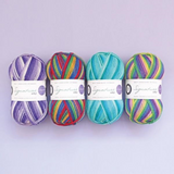 WYS Signature 4 Ply Knitting Yarn, 100g | Winwick Mum Collection | Various Colours - Main Image