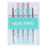 Klasse   Machine Needles   Quilting Pack   80/12