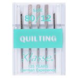 Klasse | Machine Needles | Quilting Pack | 80/12