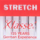 Klasse   Machine Needles   Stretch Pack   Various Sizes