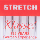 Klasse | Machine Needles | Stretch Pack | Various Sizes