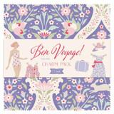 Bon Voyage | Tilda | Charm Pack