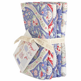 Bon Voyage | Tilda | Fat Quarter Bundle | 5 Fat Quarters | Blue