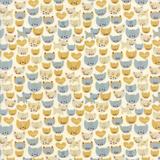 Woof Woof Meow | Stacy Iest Hsu | Moda Fabrics | 20565-11