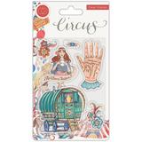 Circus   Clare Therese Gray   Craft Consortium   Stamp Set   Fortune Teller