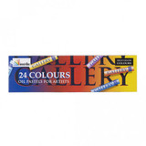 Mungyo | Inscribe Oil Pastels | 24 Assorted Colours - Main Image