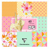 Shabby Printed Origami, 15 15xcm Paper Pack
