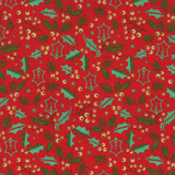 Berry Merry | BasicGrey | Moda Fabrics | 30472-14