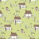 Cottontail Cottage | Bunny Hill Designs | Moda Fabrics | 2921-15