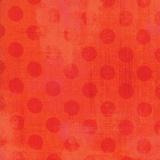 Grunge Hits the Spot | BasicGrey | Moda Fabrics | 30149-19 | Tangerine