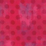 Grunge Hits the Spot | BasicGrey | Moda Fabrics | 30149-23 | Raspberry