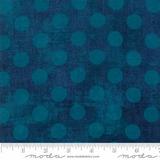 Grunge Hits the Spot | BasicGrey | Moda Fabrics | 30149-57 | Prussian