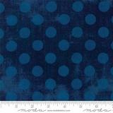 Grunge Hits the Spot | BasicGrey | Moda Fabrics | 30149-58 | Navy