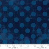 Grunge Hits the Spot   BasicGrey   Moda Fabrics   30149-58   Navy