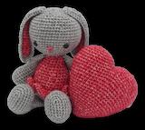 Pippa the Rabbit | Crochet Kit | HardiCraft