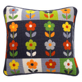 "Bloom - Pah-Pah Tapestry Kit | 14""x113.25"" (36 cm x 34 cm) 