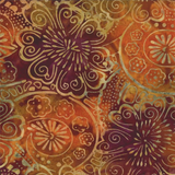 Summer Vacation Batiks | Moda Fabrics | 4328-49