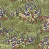 Lady Slipper Lodge   Holly Taylor   Moda Fabrics   6581-13