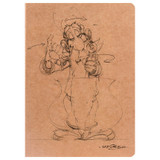 Clairefontaine Asterix Lined Notebook - Design 1