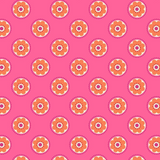 Flower Child | Lewis and Irene | A437.2 Funky Daisy on Pink