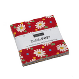 Bubble Pop! | American Jane Patterns Sandy Klop | Moda Fabrics | Charm Pack - Main Pack
