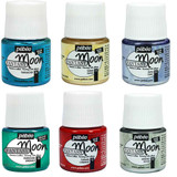 Pebeo Fantasy Moon Multi Surface with Effects, Paint | 45ml | Various Colours - Main Image