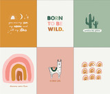 Pacha Capsule | Art Gallery Fabrics | Born to be Wild panel