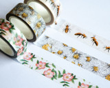At Home in the Wildflowers | Katie Putt | Craft Consortium | Washi Tape
