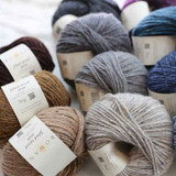 Rowan Felted Tweed Aran Yarn, 50g Balls | Various Shades