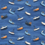 Sailor's Rest | P&B Textiles | EQS Fabrics | PBSAIR4122MU