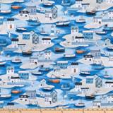 Sailor's Rest | P&B Textiles | EQS Fabrics | PBSAIR4115MU - Main image